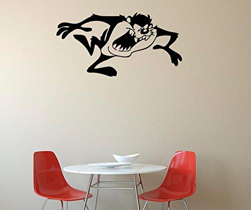 (Assorted Decals | Taz Wall Decals Decor Vinyl Sticker GMO6323)