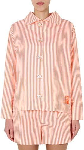 Kenzo Luxury Fashion Donna FA52CH0215AT36 Arancione Cotone Camicia | Primavera-Estate 20