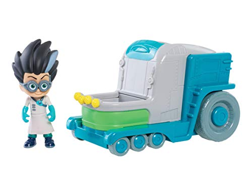 PJ Masks Vehicles Romeo, Multicolor