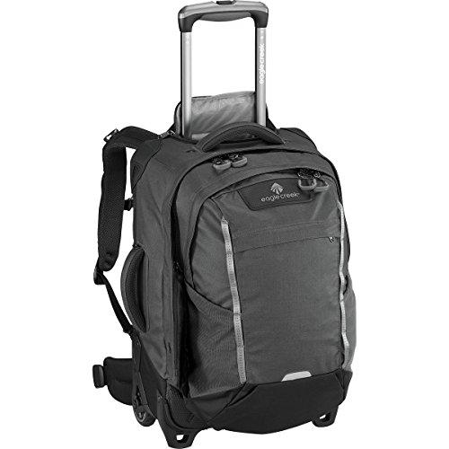 Eagle Creek Switchback International Carry-on Wheeled Luggage with Daypack Black (Eagle Creek Switchback 22 Best Price)