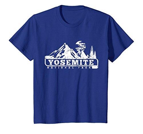 Yosemite National Park Tshirt I Love Hiking Wanderlust