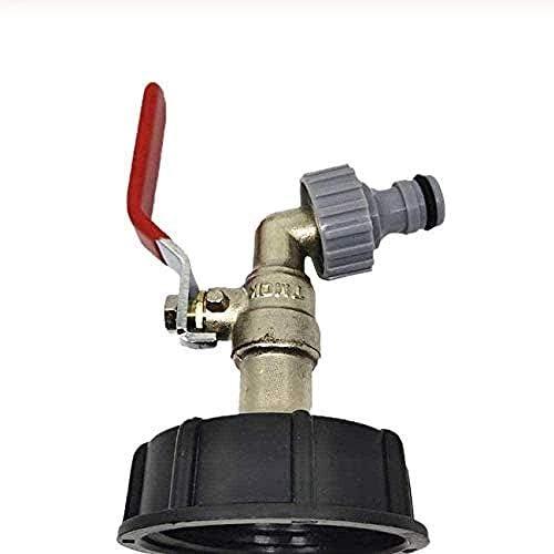 AWMSSR Garden Faucet Garden Faucet Faucet Drainage Adapter Garden Hose Faucet Water Tank Hose Connector Replace
