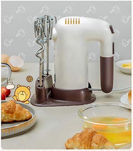 XXDTG Électrique Mini Mixeur crème Mayonnaise Frother 5 Vitesses Crème Blender Cuisine Outils de Cuisson