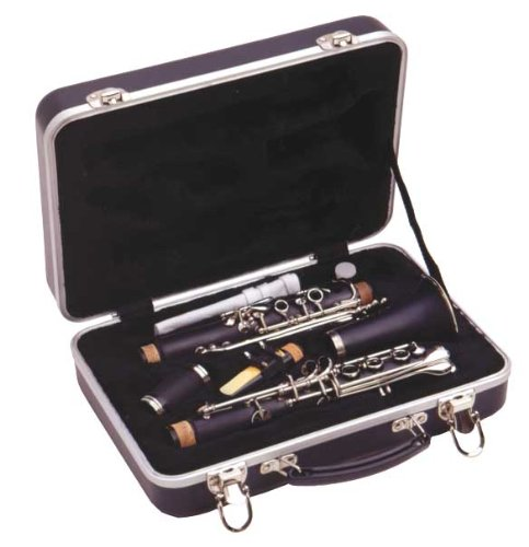 Guardian CW-041-CL ABS Case, Clarinet (Case Only) The Music Link (AXL)