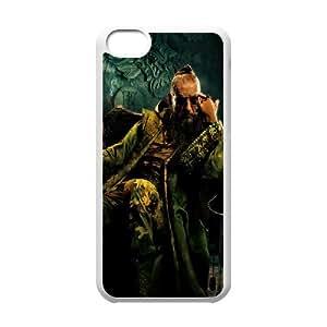 Iron Man SANDY0540267 Phone Back Case Customized Art Print Design Hard Shell Protection Iphone 5C