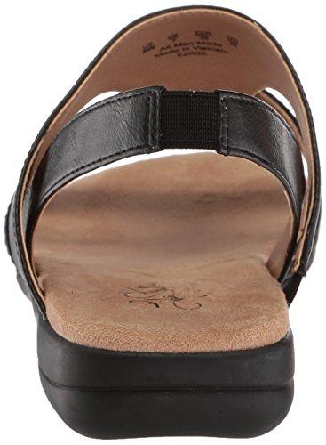 LifeStride Flat Women's Sandal Black Ezriel vwp7vq1xz