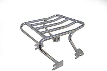 TCMT Detachable Luggage Solo Rack Fits For Harley Sportster 1200 Custom XL 1994-2003 94 96