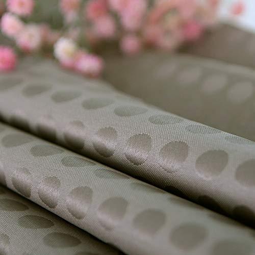 SLIANG Mantel Impermeable, Anti escaldado, Tela de Mantel de de de poliéster Simple, de Color sólido, Resistente al Aceite, Mantel Rectangular a Prueba de Aceite (Tamaño : 110  170cm) e0c583