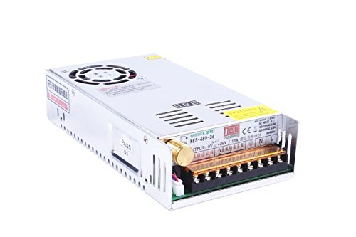 (LM YN DC 0-36V 13A Adjustable Switching Power Supply Industrial Grade High-precision High-stability CE & ROHS Certification For Industrial Control, Communications, Scientific Research, Civil Equipment)