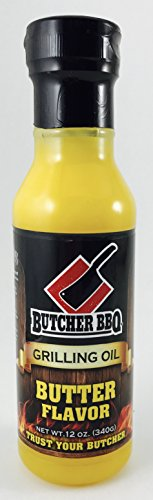 Butcher BBQ Grilling Oil Butter