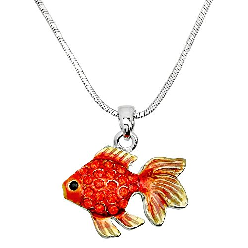 dianal-boutique-enameled-goldfish-pendant-necklace-17-chain-fish-fashion-jewelry