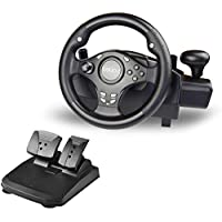 DOYO 270 Degree Rotation Pro Sport Racing Wheel for PS3/PS4/XBOX ONE/XBOX360 (PS4/nintendo_switch/xbox_one/microsoft_xbox_360/sony_playstation3)