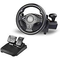 DOYO 270 Degree Rotation Pro Sport Racing Wheel for...