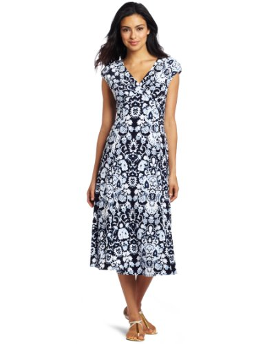 Jones New York Women's Mj 40's Dress