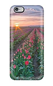 For Iphone Case, High Quality Field Of Roses Case For Samsung Galaxy S5 Cover