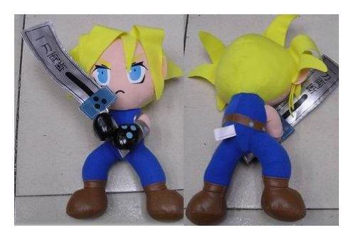 Cloud Strife Sword (Anime Final Fantasy VII 12
