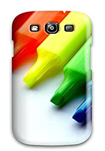 Best Premium marker Artistic Case For Galaxy S3- Eco-friendly Packaging 8866881K69197256
