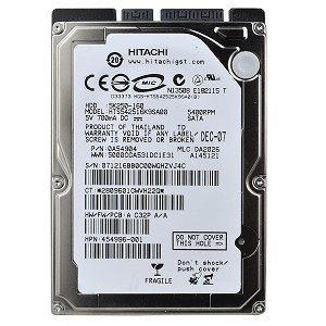 Hitachi PS3 40GB Hard Drive 5400RPM