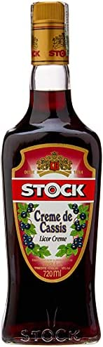 Licor Cassis Stock 720ml
