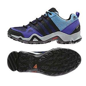 UPC 888170145321, Adidas Outdoor Women's AX 2 GTX Purple Sneakers 12 M