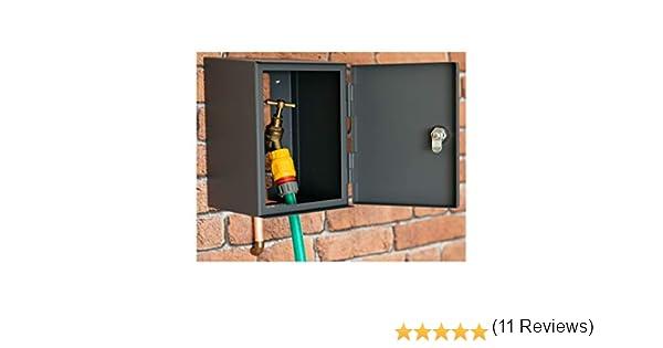 Tap Safe - Caja con cerradura de seguridad para grifos de jardín ...