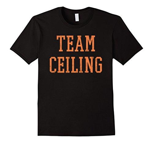 Mens Pun Halloween Costume Shirt - Ceiling Fan Medium Black