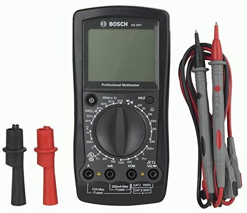 10 Best Bosch Multimeters