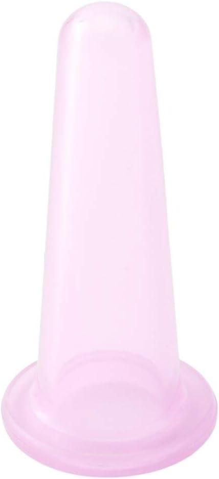 Set Silicone Visage Oeil ventouses Bocal faciale Levage Levage Tasses de Massage avec Brosse de Nettoyage faciale Tasses Peau beaut/é Soins de sant/é Elviray 5pcs