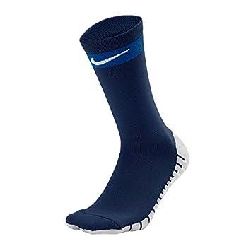 Nike U NK MATCHFIT Crew-Team - Calcetines, Unisex Adulto, Azul(Obsidian/Deep Royal/White): Amazon.es: Deportes y aire libre