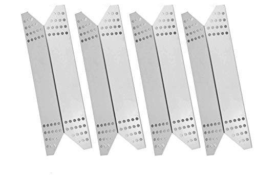 (Stainless Steel Heat Plate for SAMS 720-0691A, Kenmore 720-0773, Members Mark 720-0691A, 720-0778A, and NexGrill 720-0691A, 720-0744, 85-3225-6, 720-0778C (4-PK) Gas Grill Models)