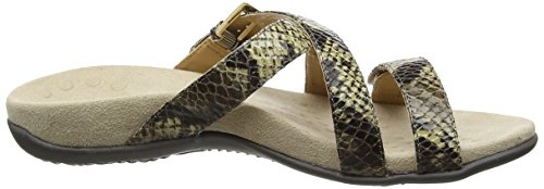 cheap visa payment from china online Vionic Women's Kira Open-Toe Sandals Multicolour (Natural Snake) NLtILAdw