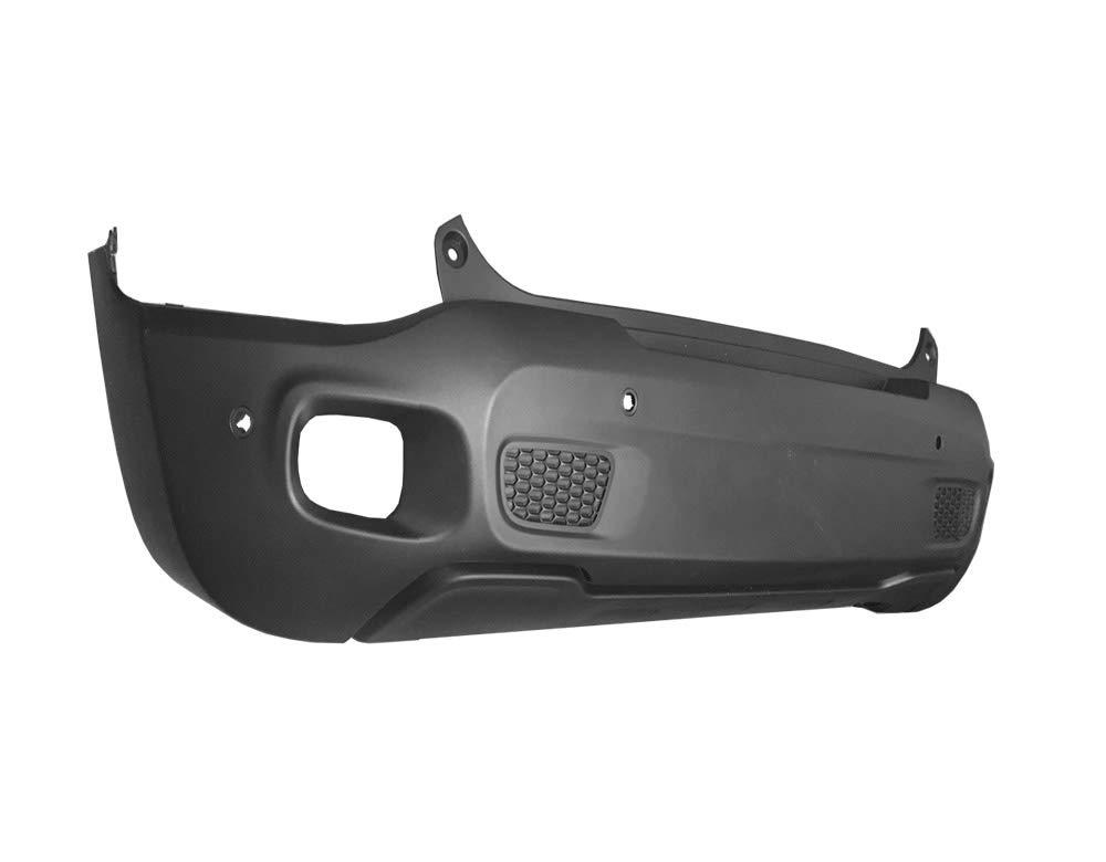 Spare Parts SP-JE31223 paraurti posteriore nero con sensori