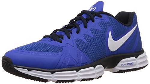 8 GM Shoe Dual Drk Obsdn Training US Ryl Men Pht Men's White Fusion TR 6 NIKE BL 1Ax6nTqwC