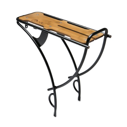 Portland Design Works PDW Loading Dock Aluminum Rack with Bamboo Deck