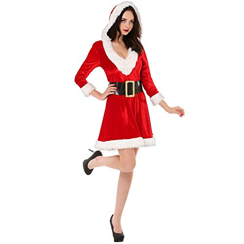 Boo! Inc. Mistress Claus Women's Costume | Sexy