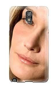 AllenJGrant KMkNCHd6357tUAEk Protective Case For Galaxy Note 3(carla Bruni)