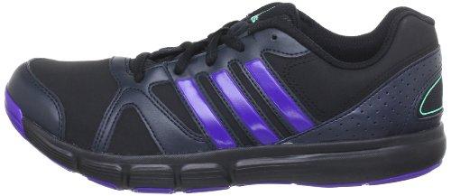 F13 Adidas Essential De Material Ii Blast F13 Gimnasia Negro Schwarz Sintético Met black Star Zapatillas 1 Purple Night Mujer Performance qp5Bwqxa