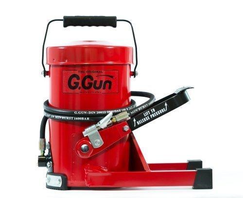 lock and lube grease gun coupler - 4