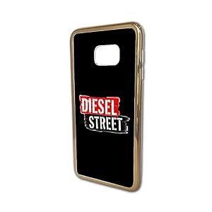 Diesel Brand Logo Funda for Samsung Galaxy S6 Edge Plus Funda Case Tpu