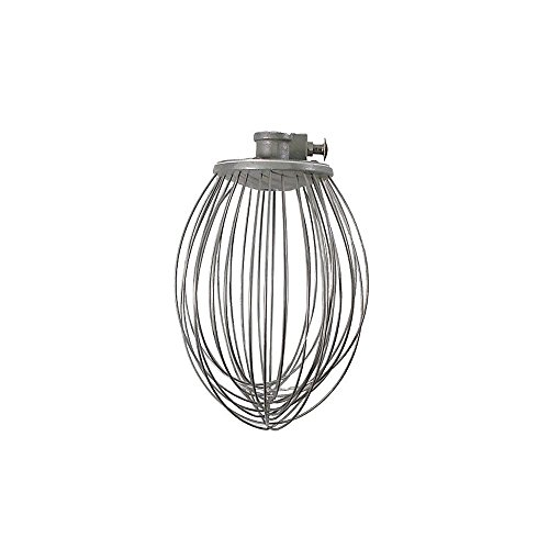 Hobart DWHIP-HL20 ''D'' Wire Whip for HL200 20 Qt Mixer by Hobart