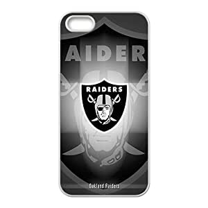 Oakland Raiders fashion plastic phone Case For Iphone 5/5S Cover