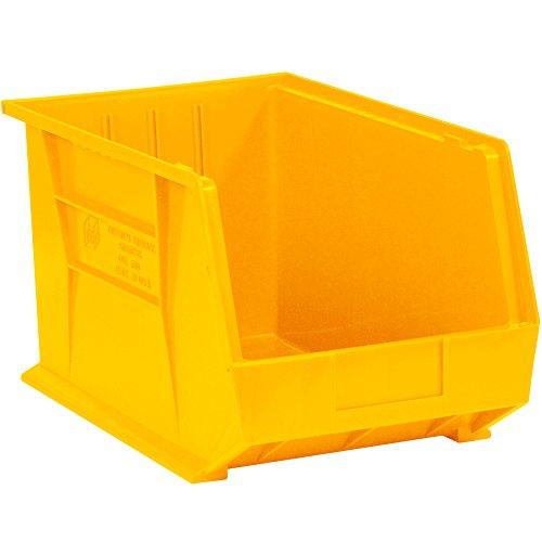 - Aviditi Plastic Stack & Hang Bin Boxes, 16