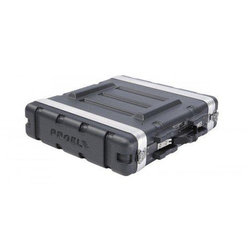 PROEL プロエル ABS樹脂製 ラックケース2U D:420mm FOABSR2U 2U  B01K1U2CC2