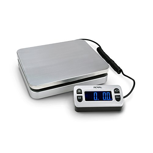 Royal DG110 Shipping/Postal Scale, 110 lb. Capacity by Royal
