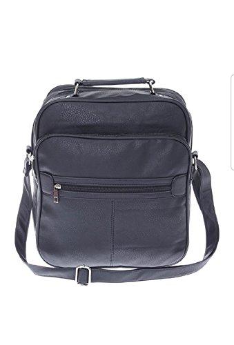 para negro Street hombre negro Bolso Bag al hombro RBS4SZq