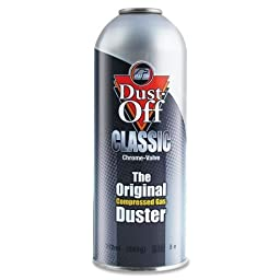 Falcon Dust-Off FGSR Classic Refill Cleaning Spray - Ozone-safe