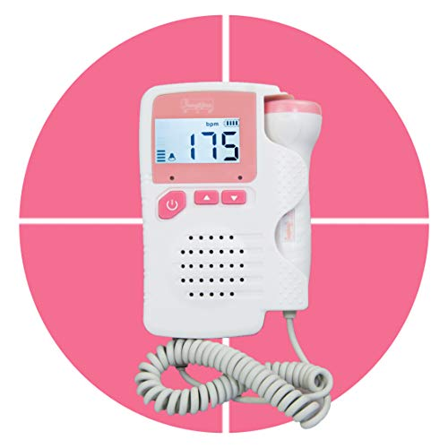 Digital Baby Bump Speaker Prenatal Device Listen Baby Sound to The Womb by YGA (Image #1)