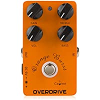 Caline USA Digital Overdrive Guitar Effect Pedal with 4...