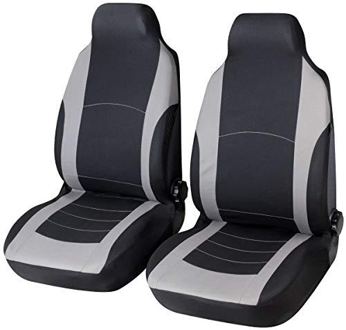 2005-2014 con Apertura per eventuale bracciolo Laterale compatibili con sedili con airbag rmg-distribuzione Coprisedili Anteriori AYGO Versione
