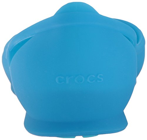 Crocs Women's Rio W Ballet Flats, Black Ocean/Electric Blue
